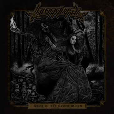 Bloodlust - Spell of the Raven Witch