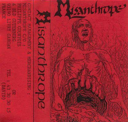 Misanthrope - Crisis of Soul