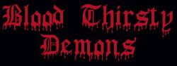 Blood Thirsty Demons - Logo