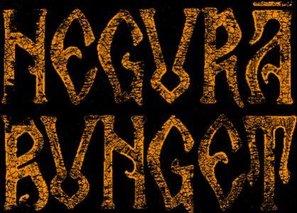 Negură Bunget - Logo