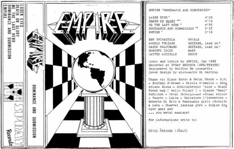 Empire - Dominance and Submission