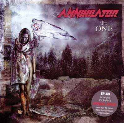 Annihilator - The One