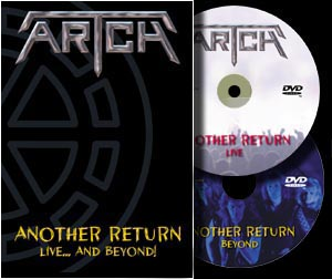Artch - Another Return - Live... And Beyond