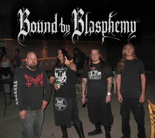 Bound by Blasphemy - Photo