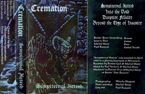 Cremation - Sempiternal Hatred