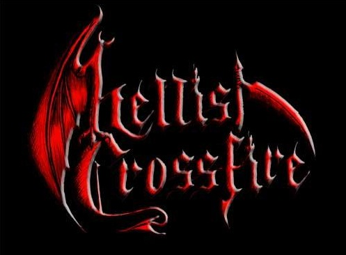 Hellish Crossfire - Logo