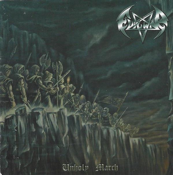 Evilwar - Unholy March