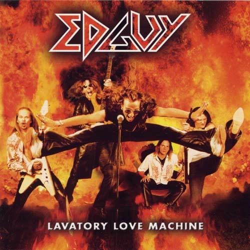 Edguy - Lavatory Love Machine