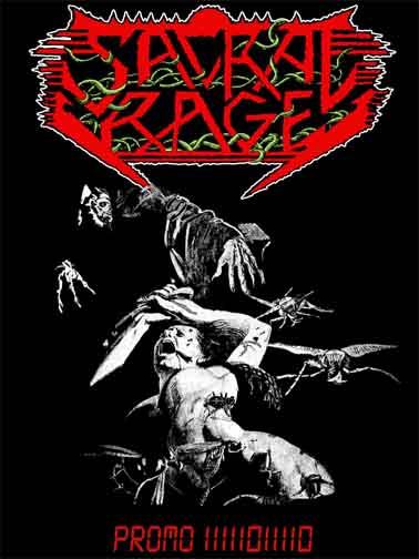 Sacral Rage - Promo 11111011110