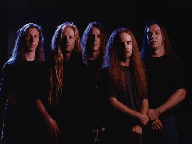Download Obliveon (Can) - Discography (1990-1999) [mp3-320] [Technical Death/Thrash/Groove Metal] Torrent