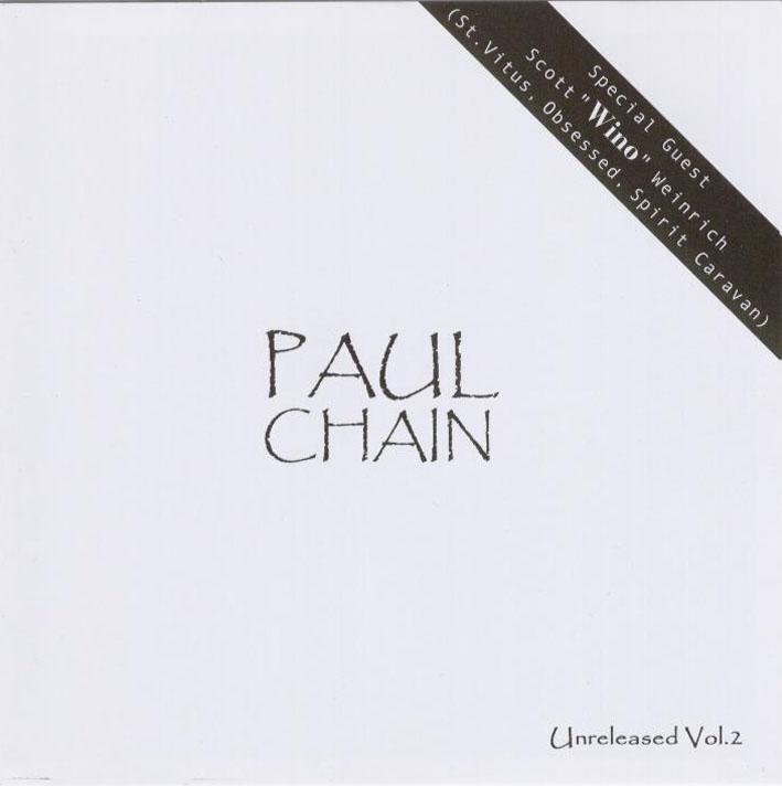 Paul Chain - Unreleased Vol. 2