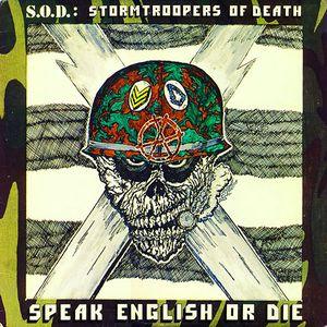 Stormtroopers of Death - Speak English or Die