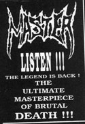 Master - Everything Is Rotten
