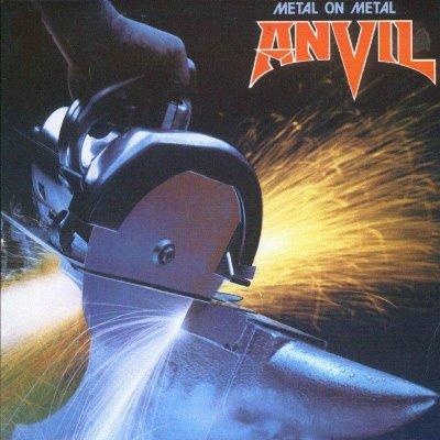 Anvil — Metal on Metal (1982)