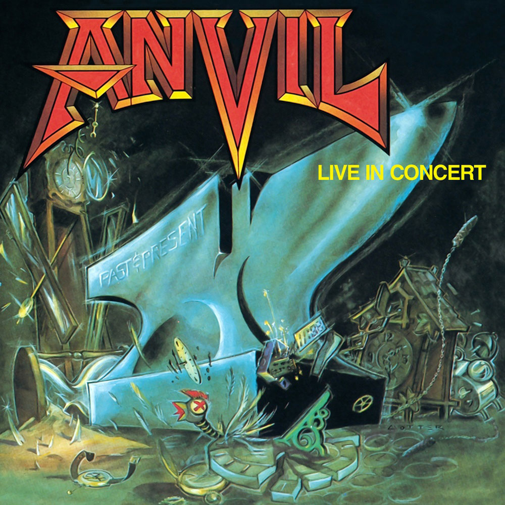 Anvil - Past and Present - Live in Concert