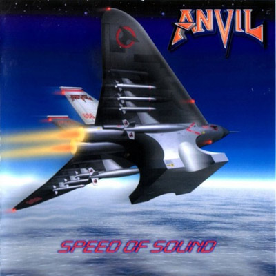 Anvil — Speed of Sound (1999)