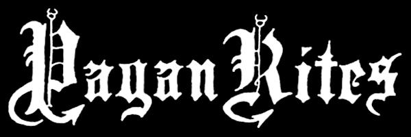 Pagan Rites - Logo