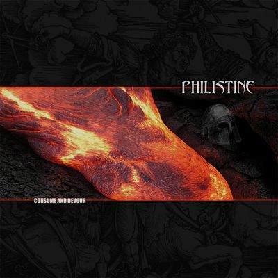 Philistine - Consume and Devour
