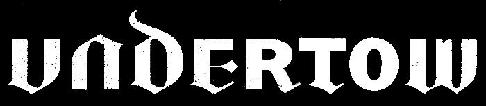 Undertow - Logo