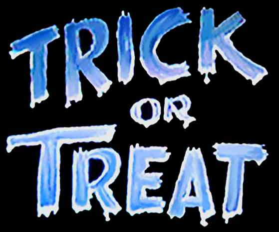 Trick or Treat - Logo