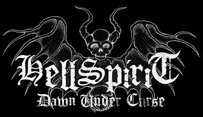 Hell Spirit - Logo