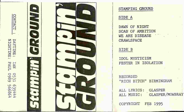 Stampin' Ground - Demo '95