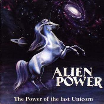 Alien Power - The Power of the Last Unicorn