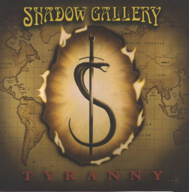 Shadow Gallery - Tyranny