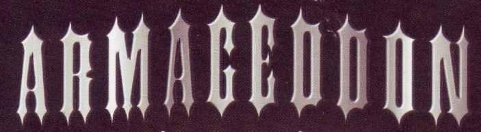 Armageddon - Logo