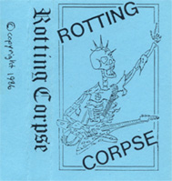 Rotting Corpse - Demo 86