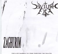 Devilish Era / Zaghurim - Prolegomena to the Theory of Wrath
