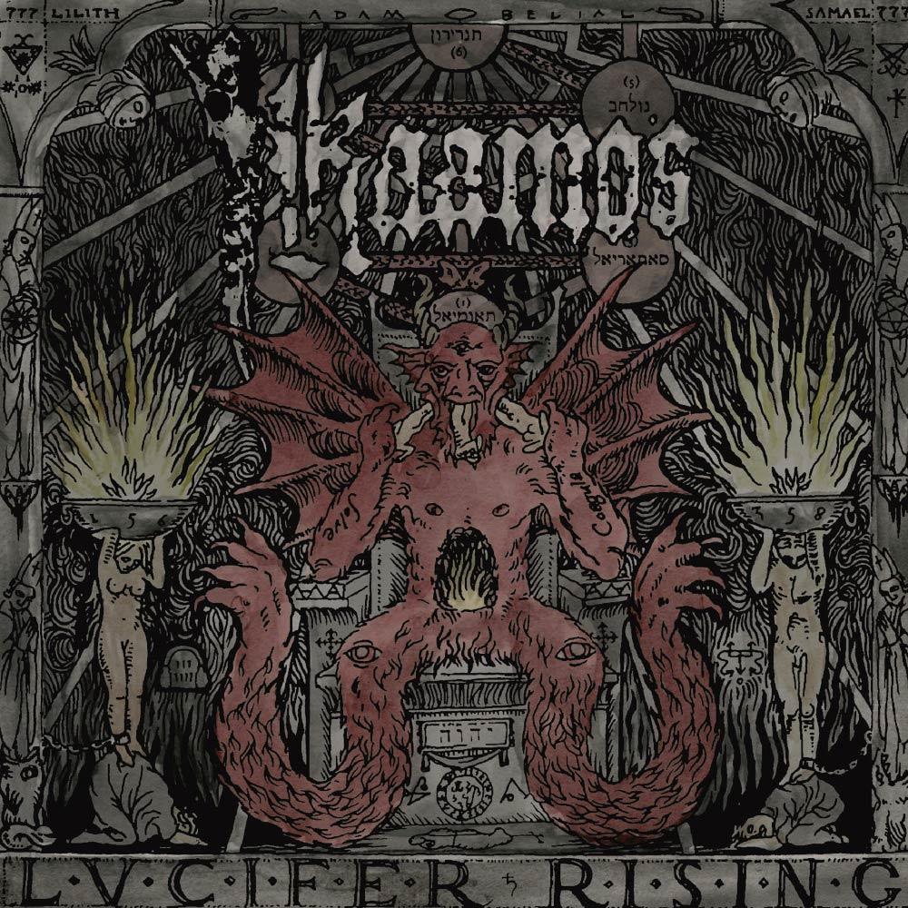 Kaamos - Lucifer Rising