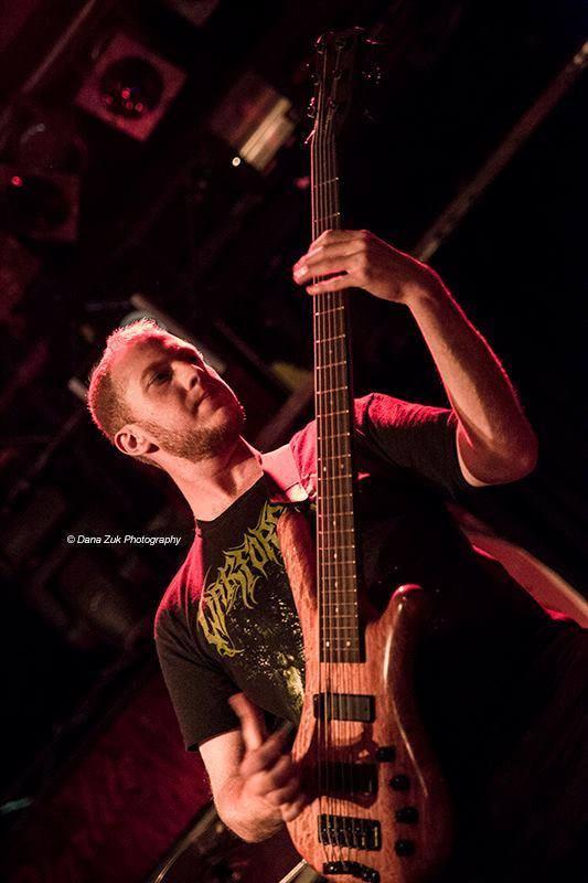"""Nick """"Bass"""" Shaw"""