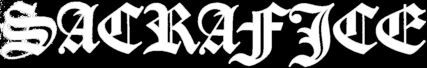 Sacrafice - Logo