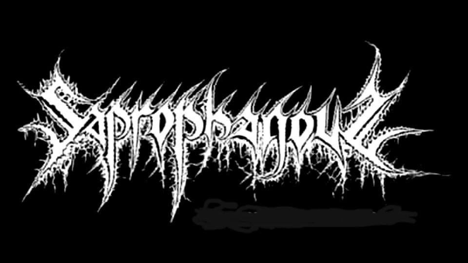 Saprophagous - Logo