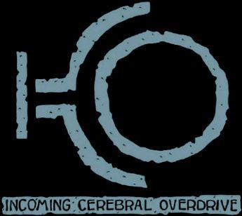 Incoming Cerebral Overdrive - Logo