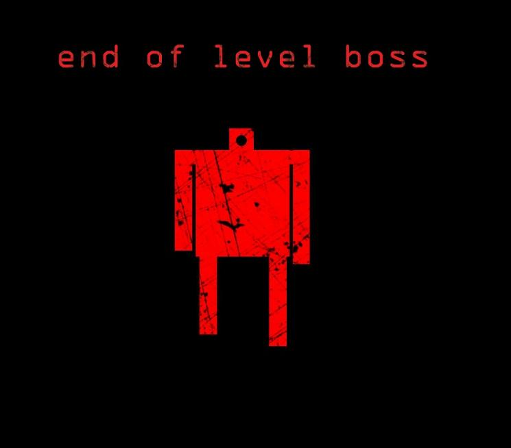 End of Level Boss - Logo