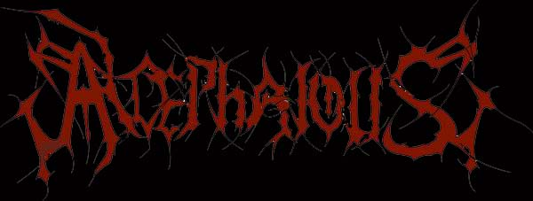 Acephalous - Logo