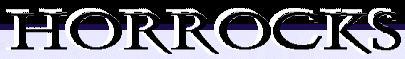 Horrocks - Logo
