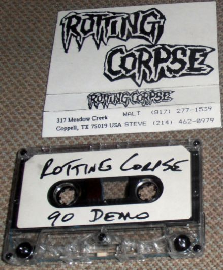Rotting Corpse - Neck Breaking Fury