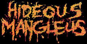 Hideous Mangleus - Logo