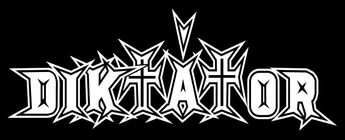 Diktátor - Logo