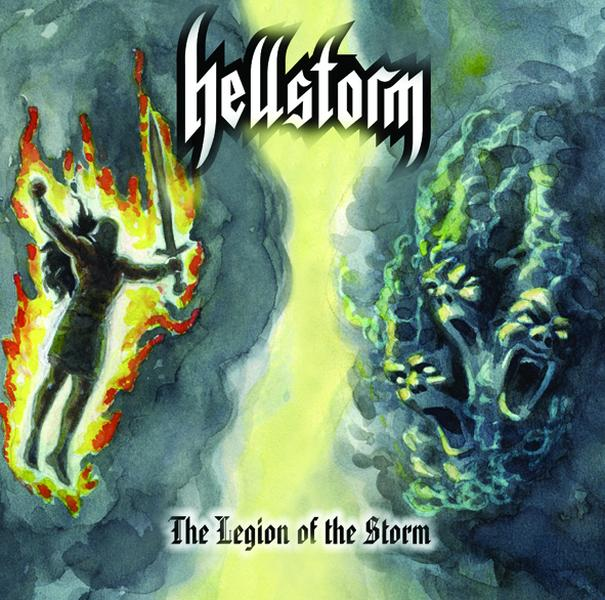 Hellstorm - The Legion of the Storm