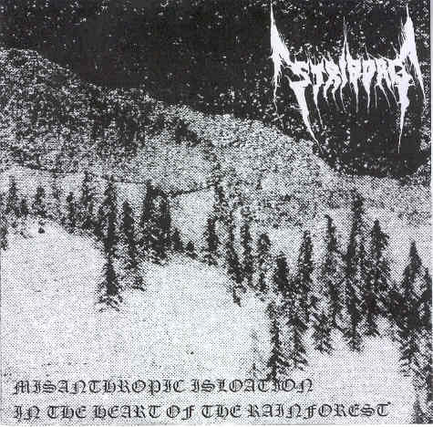 Striborg - Misanthropic Isolation / In the Heart of the Rainforest