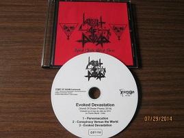 Vomit of Doom - Evoked Devastation (Vomit of Doom Promo 2014)