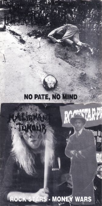 Dead Infection / Malignant Tumour - No Pate, No Mind / Rock Stars - Money Wars
