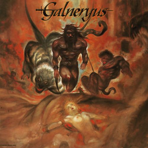 Galneryus - The Flag of Punishment