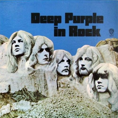 Deep Purple - Deep Purple in Rock