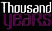Thousand Years - Logo
