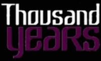 Thousand Years - Logo